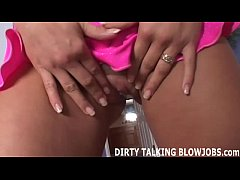 thumb let me give you an amazing blowjob baby joi