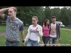 Young Sex Parties - Teens Rita Milan, Foxy havi...