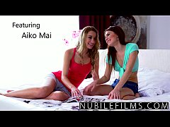 NubileFilms - Russian lesbian seduction