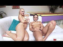 Anikka Albrite and Abella...