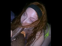 Slutty Redhead Gets Pounded and Creampied by BB...