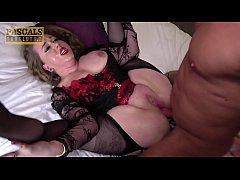 Clip sex PASCALSSUBSLUTS - BBW Kitten Fed Cum And Dominated By Master