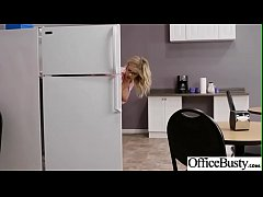 Hard Sex Tape In Office With Naughty Busty Hot Girl (Jessa Rhodes) video-11