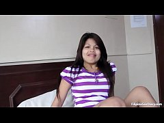 ASIANSEXDIARY Big Booty Pinay Filled Up With Cr...