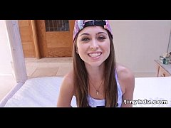 Wet and sloppy head Riley Reid 4  71