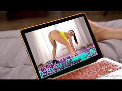 thumb the wild lesbian personal trainer   abigail mac and brett rossi