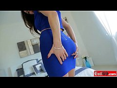 Clip sex Panties fetish fuck with hot busty MILF Kendra Lust
