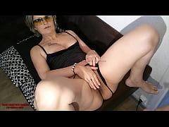 Cock in this slutty cougar milf mom hairy pussy with a big latina ass creampie