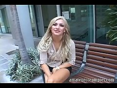AMWF Cameron Dee USA Woman Big Boobs Office Worker Hooked Up Sex Chinese Old Man