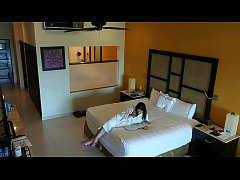 Clip sex Young girl molested, forced to fuck and creampied against her will by hotel room intruder hidden spy cam POV Indian