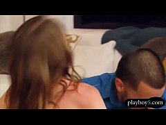 Amateur swinger couples having an orgy in the P...