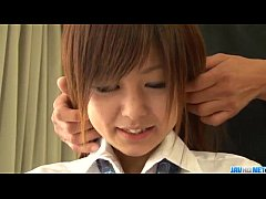 Clip sex Miku Airi is a hot schoolgirl in need for a mature cock - More at Javhd.net