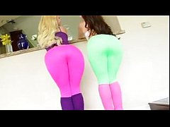 Lola foxx and aaliyah...