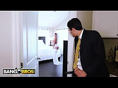 thumb bangbros   milf bride brooklyn chase gets fucked by step son