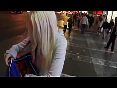 thumb lucky dude p icked up hot german blonde on the street and fucked her in tight pussy