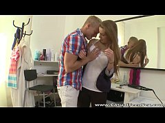 Casual Teen Sex - Hot teens Alexis Crystal enjo...