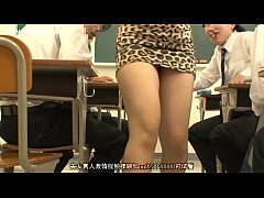 Horny teacher seduce student...