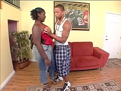 Scene 4 From Fabulous Black Fattyz - Thick Sexx...
