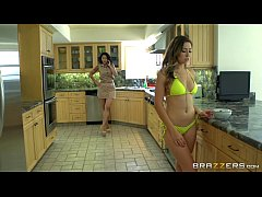 Brazzers -Teen BFFs get seperated and fucked