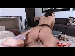 Thick Curvy Big Ass Teen Violet Star Is Every Man's Dream