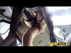 Fake Taxi Pussy cat role playing fantasy fuck f...