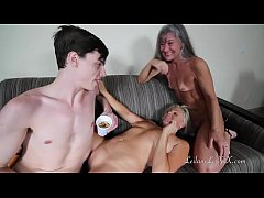 Milfs Use Young Man