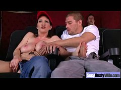 Hot Action Sex Tape With Busty Nasty Wild Mature Lady (rayveness) vid-21