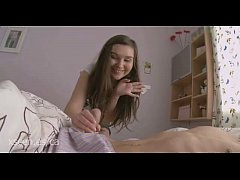 Teen Sibilla Creampied...