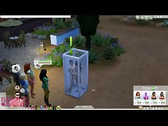 Clip sex Sims 4 The Wicked Woohoo Sex MOD