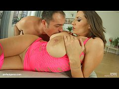 Sensual Jane with big...