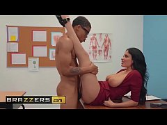 Big Tits at School - (Anissa Kate, Lil D) - Fucked In Front Of Class - Brazzers
