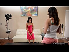 Nubiles Casting - Will a pussy full of jizz get...