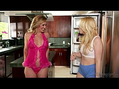 Mother In Law Cherie Deville Seduces Samantha Rone