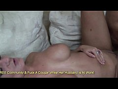 Naughty Mommy Lindsay Foxx Bangs Her Daughter's...