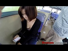 Japanese amateur fingered