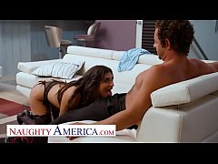 Clip sex Naughty America - Brooklyn Gray friends dad a lucky day