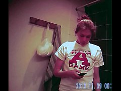 Coed Exposed Before Shower On Spycam From www.u...