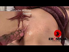 The Tentacles Monster Gemma Valentine