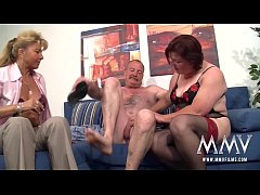 Amateur Mature German Granny