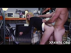 Dilettante does a blow job in the store and tha...