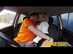 Fake Driving School Georgie Lyall Off Duty Sex
