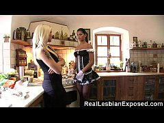 RealLesbianExposed - Lonely Housewife Fucks...
