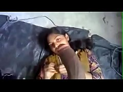 Desi Girlfriend fuck in puja occasion in Outhouse