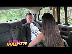 Female Fake Taxi Guy...