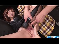 Clip sex Horny Megumi Shinoґs Teen Holes Fucked With Sex Toys - More at javhd.net