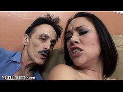 Older Step Dad Fucks Latin Daughter And Cums On Her Face Before Her Class Starts