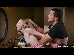 Sexy wife Mona Wales was surprised when her horny husband Ramon Nomar gave her an intense rough sex that definitely makes her trully satisfied.