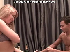 thumb orgy with ru ssian student in stockings