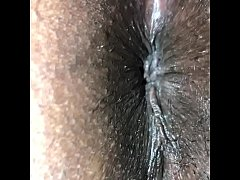 POV with pussy and asshole shots