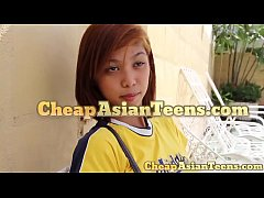 Picking Up Young Pinay for a Quick Suck & Fuck pt1 - CheapAsianTeens.com